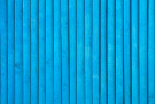 Blue Wooden Planks Background....