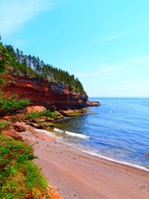 North America, Canada, Province Of Quebec, National Park Bonaventure Island And Perce Rock