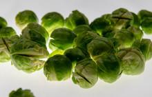 Rosenkohl, Brassica Oleracea V...