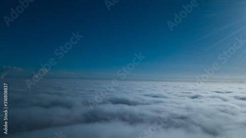 Fototapeta Nebel Sky obraz na płótnie