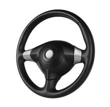 Steering Wheel, Isolated
