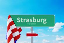 Strasburg – Virginia. Road O...