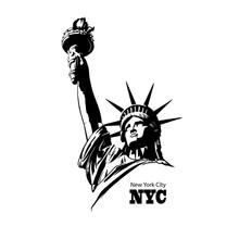 American Symbol - Statue Of Liberty.