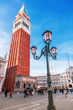 San Marco Square, Venice