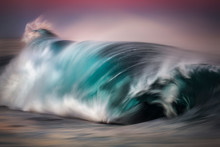 Motion Blur Photo Of A Large W...