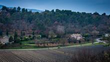 Rustic Provence France Landsca...