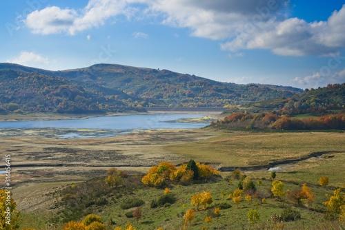 Fotografie, Obraz Gran Sasso and Monti della Laga National Park