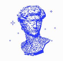 Vector Pixel Art Ilustration W...