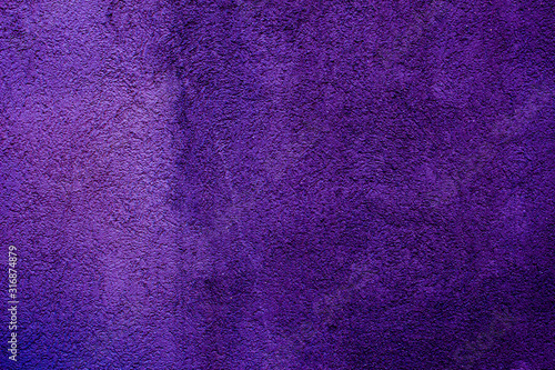 Abstract textured background in purple - 316874879