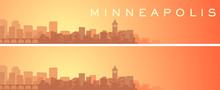 Minneapolis Beautiful Skyline ...