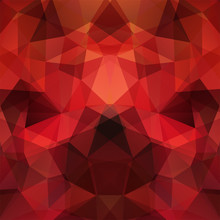 Geometric Pattern, Polygon Tri...