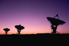 VLA Very Large Array Radio Tel...
