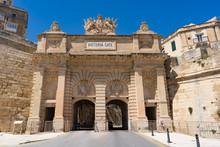 The Victoria Gate Of Malta's C...