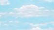Leinwandbild Motiv postcard sky background texture macro