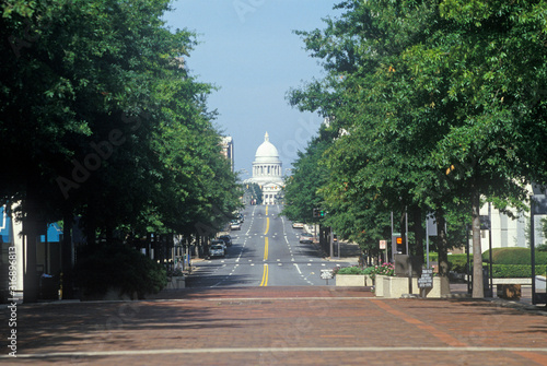 Photo State Capitol of Arkansas, Little Rock