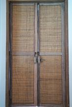 Wooden Antique Door With Vinta...
