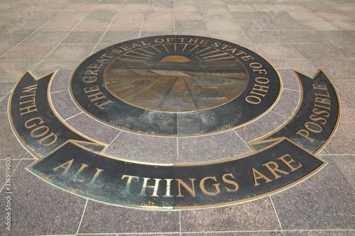 Fotografía State Capitol of Ohio, Columbus