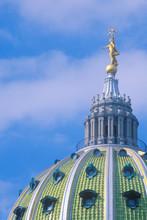 State Capitol Of Pennsylvania, Harrisburg