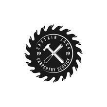 Carpentry Service Logo , Logo ...