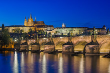 Charles Bridge In Prague - Cze...