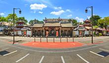Thian Hock Keng Temple Of Sing...