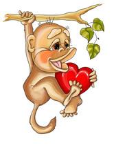 Vector Illustration Valentine ...