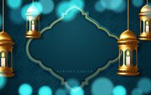 Ramadan Kareem Poster, Arabic ...