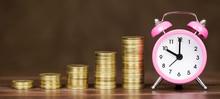 Web Banner Of Money Savings Ti...