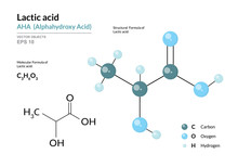Lactic Acid. AHA Alphahydroxy ...