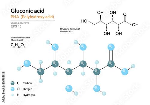 Photo Gluconic acid