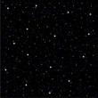 Starry sky background. Flat vector. Starry sky background. Flat vector