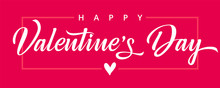 Valentine Day Pink Background ...