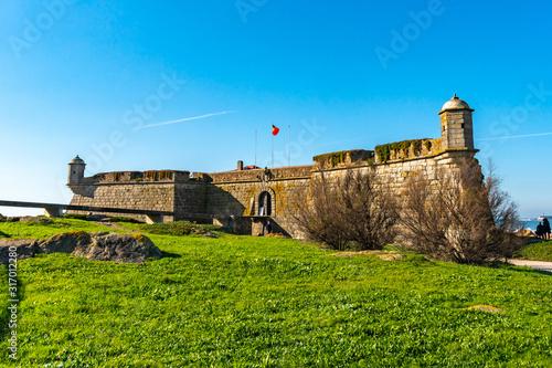 Fototapeta Porto Fort of Saint Francis Xavier