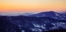 Panoramic High Angle Shot Of H...
