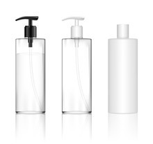 Cosmetic Transparent Plastic B...