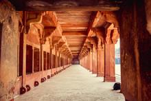 DELHI, INDIA : Interior Of The...