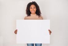 Black Woman Smile Displaying W...