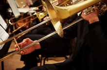 Playing The Trombone In Orches...