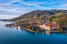 Tegernsee, Germany. Lake Teger...