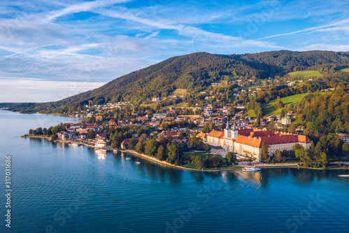 Tegernsee, Germany Canvas Print