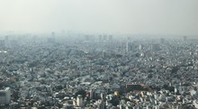 Dense Air Pollution And Smog O...