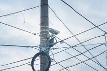 Outdoor Surveillance Camera On...