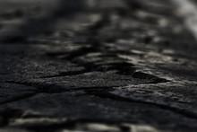 Asphalt In Cracks Texture / Ab...