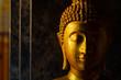 canvas print picture - Thai buddha status