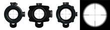 3D Models Optical Sight. Snipe...
