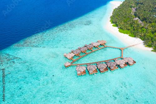 Maldives Obraz na płótnie