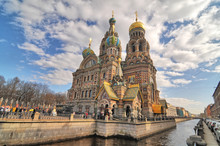 The Church Of The Savior On Sp...