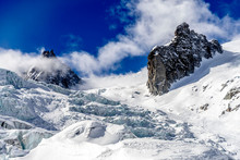 Mont Blanc, Mer De Glace,  Val...