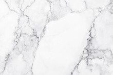 White Marble Patterned Backgro...