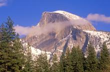 Large Rock Formation, Yosemite Valley, California